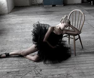 balance, ballerina, and ballet image