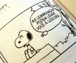 snoopy and lembranças image