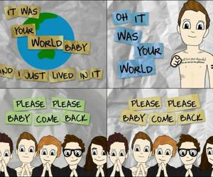 fan art, the maine, and john ohh image