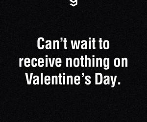 Valentine's Day, valentine, and quote image
