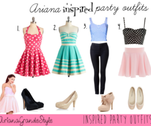 outfit, fashion, and party image