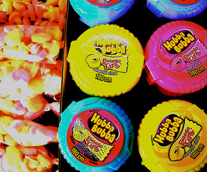 cake, colorful, and candy image