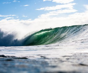 australia, surfing, and waves image
