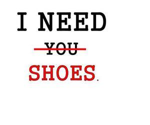 <3, fashion, and need image