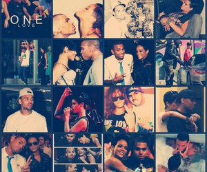 chris brown, forever, and one love image