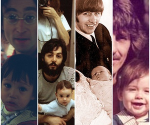 baby, beatles, and george harrison image