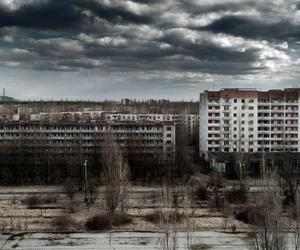 chernobyl and abandoned place image