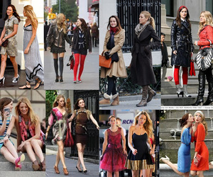 actress, beutiful, and blair and serena image