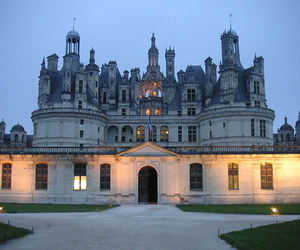 beautiful, france, and chateaux image