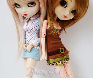 doll, girl, and pullip image