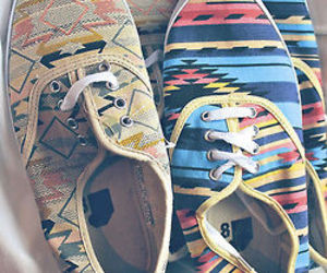 shoes and vans image