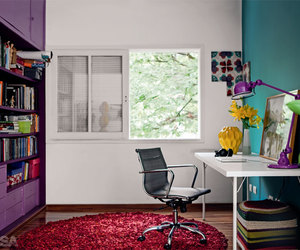 apartment, colorful, and decoration image