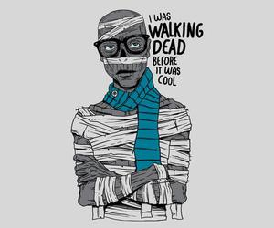 walking dead, cool, and funny image