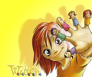 will, witch, and w.i.t.c.h image