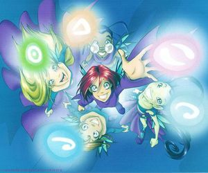 witch and w.i.t.c.h image