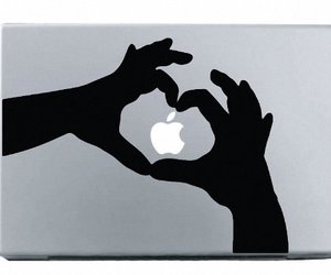 decal, hands, and heart image