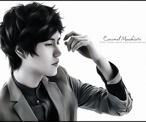 cool, kyuhyun, and handsome image