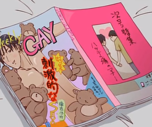 funny, gay, and manga image