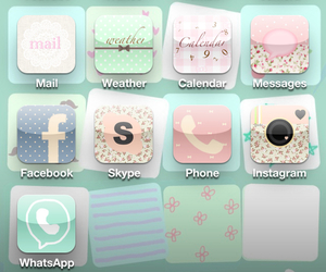 jovana, iphone4, and cute apps image