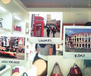london, rome, and travel image