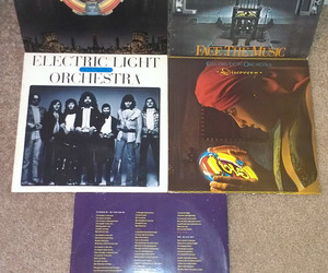 80s, elo, and music image