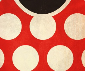 apple, dots, and disney image