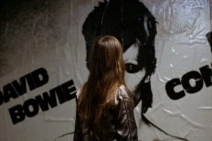 david bowie, girl, and Christiane F image