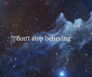 quote, text, and believe image