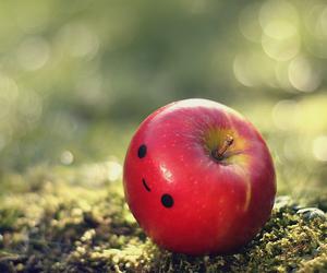 apple, art, and beauty image