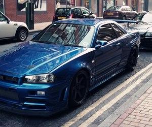 beautiful, car, and nissan image