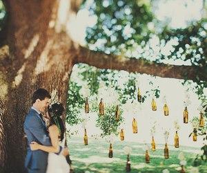 couple, vintage, and wedding image
