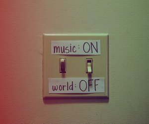couple, music, and quote image