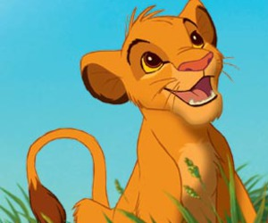 simba, the lion king, and disney image