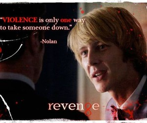 revenge and quote image