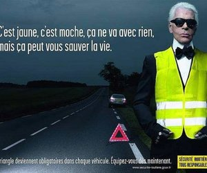 french, funny, and karl lagerfeld image
