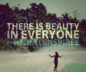 beauty, happy, and inspiration image