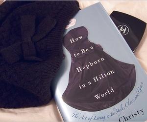 book, hilton, and hepburn image