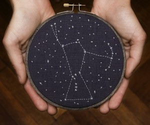 astrology, constellation, and orion image