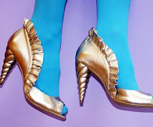 doe deere, fashion, and shoes image