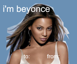 awesome, funny, and beyoncé image