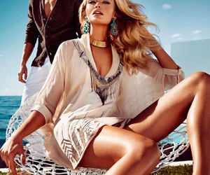 beach, beautiful, and brand image