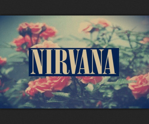 grunge, nirvana, and roses image
