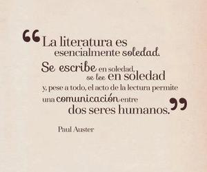 literatura, book, and frases image