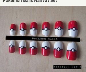 geek, cute, and nails image