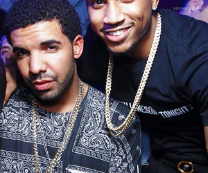 Drake and trey songz image