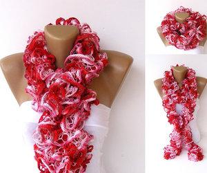 fashion, scarf, and salsa image