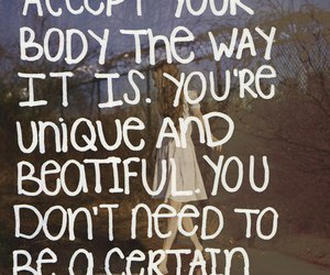 beautiful, body, and yourself image