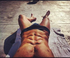 abs, classy, and handsome image