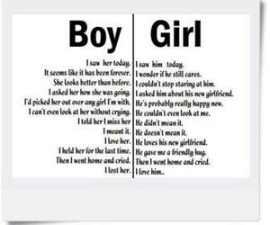 girl, boy, and love image