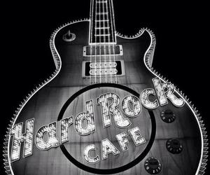 cafe and guitar image